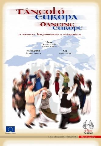 Táncoló Európa